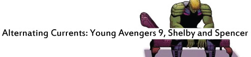 young avengers 9