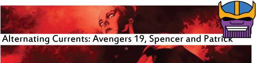 avengers 19 infinity