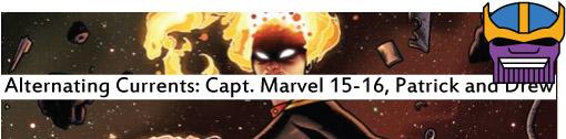 capt marvel 15-16 infinity