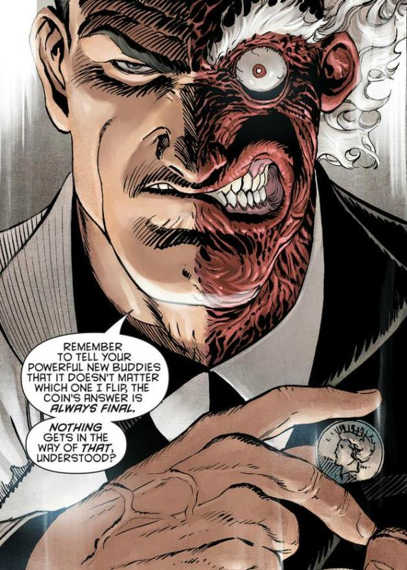 classic two-face