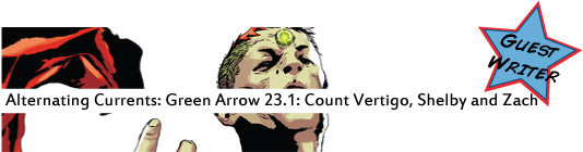 green arrow 23.1 vertigo