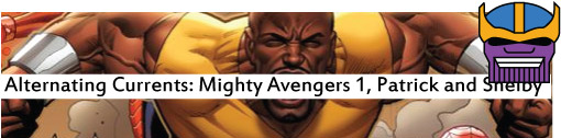mighty avengers 1 infinity