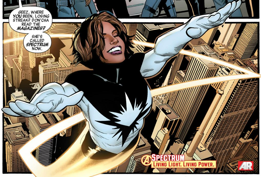 Mighty Avengers 1 | Retcon Punch