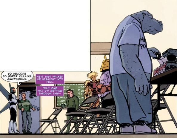 Super Villains Anonymous