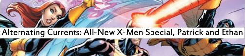 all new x-men special