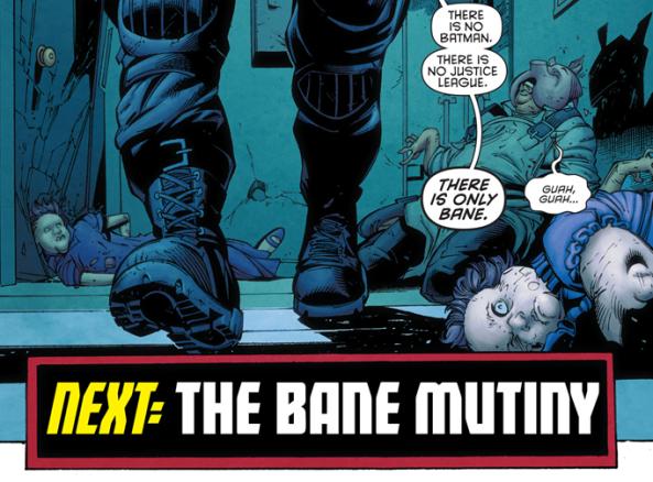 Bane Mutiny