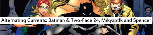 batman and two face 24
