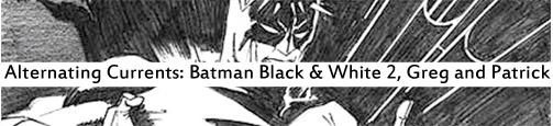 batman black & white 2