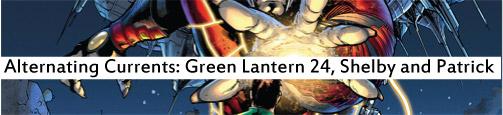 green lantern 24