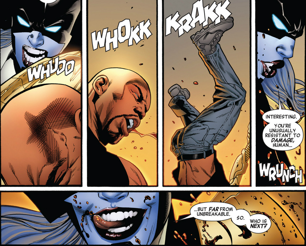 Mighty Avengers 2 | Retcon Punch