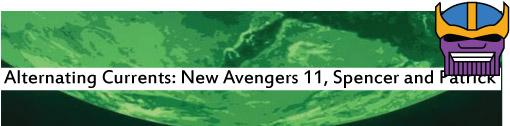 new avenger 11 infinity