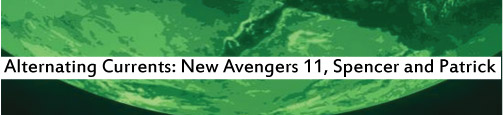 Alternating Currents: New Avenger 11: Spencer and Patrick
