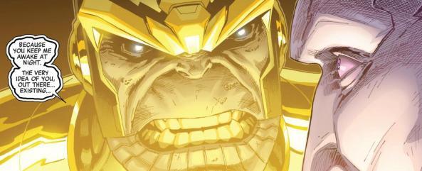 Thanos Family Problems: Retcon Punch