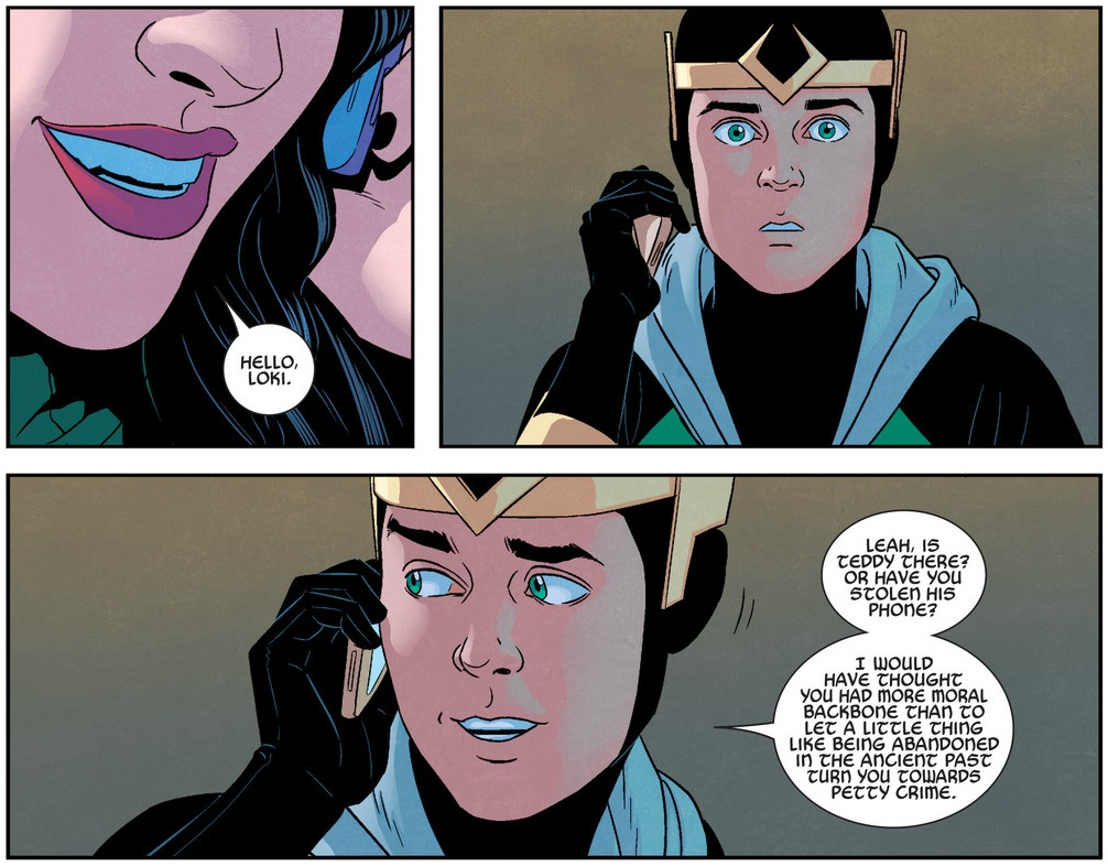 Young Avengers 11 | Retcon Punch