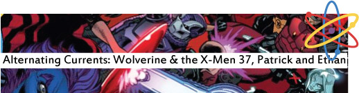 wolverine x-men 37 atom