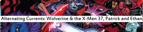 wolverine x-men 37
