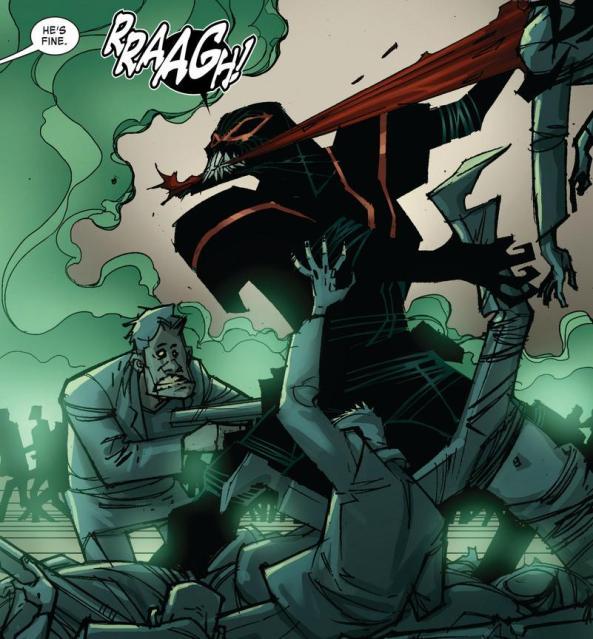 yeah yeah yeah, venom's fine