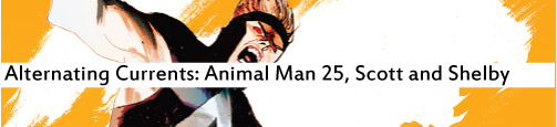 animal man 25
