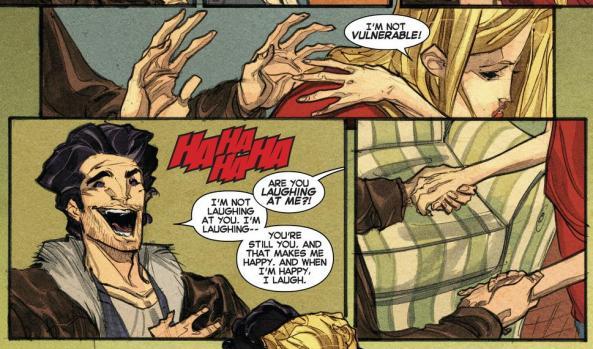 Carol Danvers isn't vulnerable