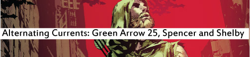green arrow 25