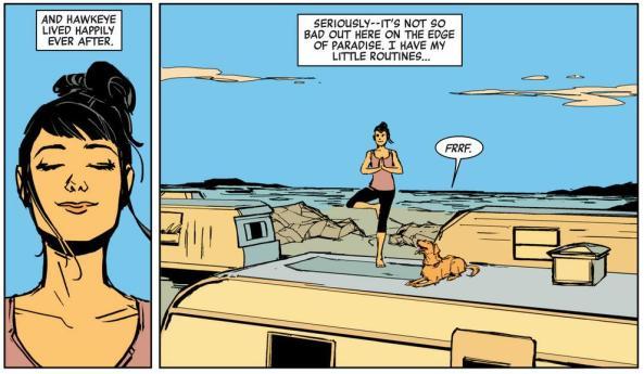 Hawkeye Yoga