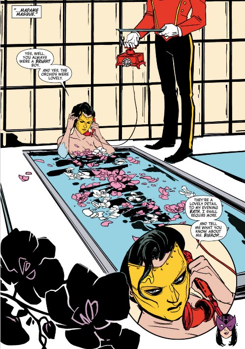 Hawkeye 14 | Retcon Punch