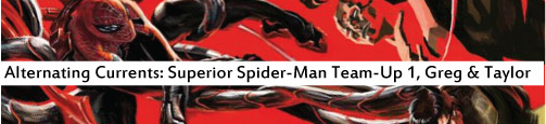 superior spider-man teamup 1