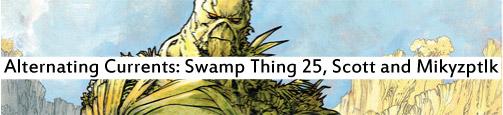 swamp thing 25