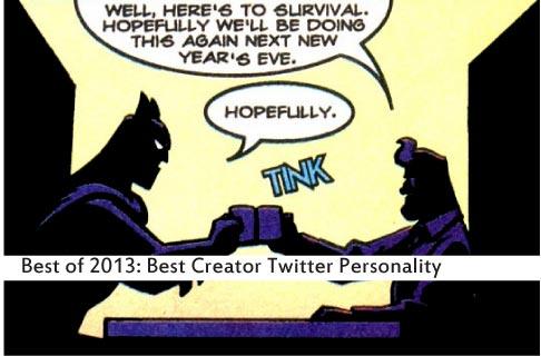 2013: Best Twitter
