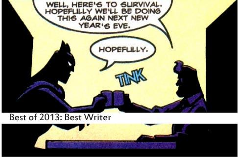 2013 best writer