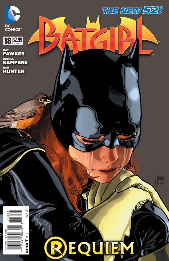 Batgirl 18