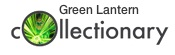 The Green Lantern Collectionary Exhaustively cataloging Green Lantern memorabilia