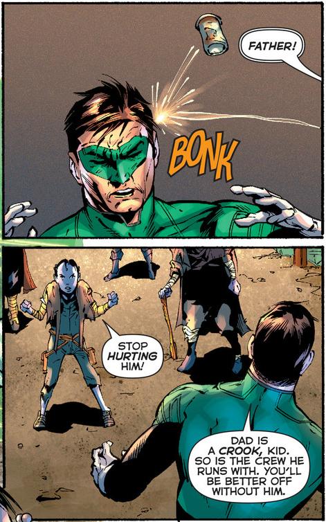 Hal is an ass
