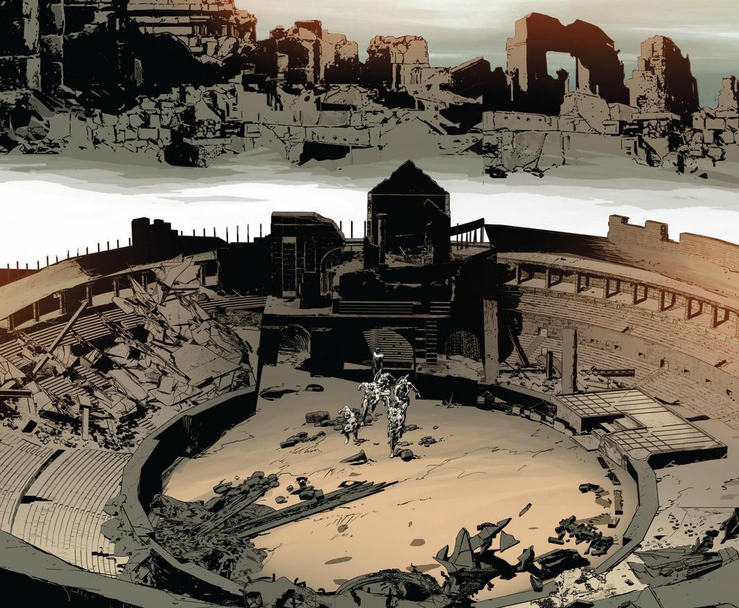 Resultado de imagen para black panther la necropolis