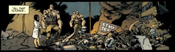 StockGen smashed