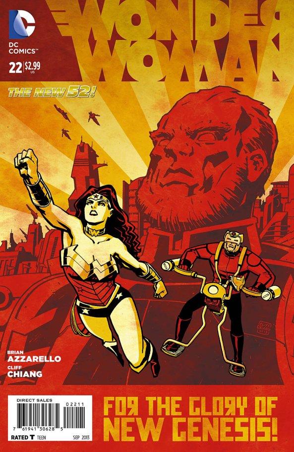 Wonder Woman 22