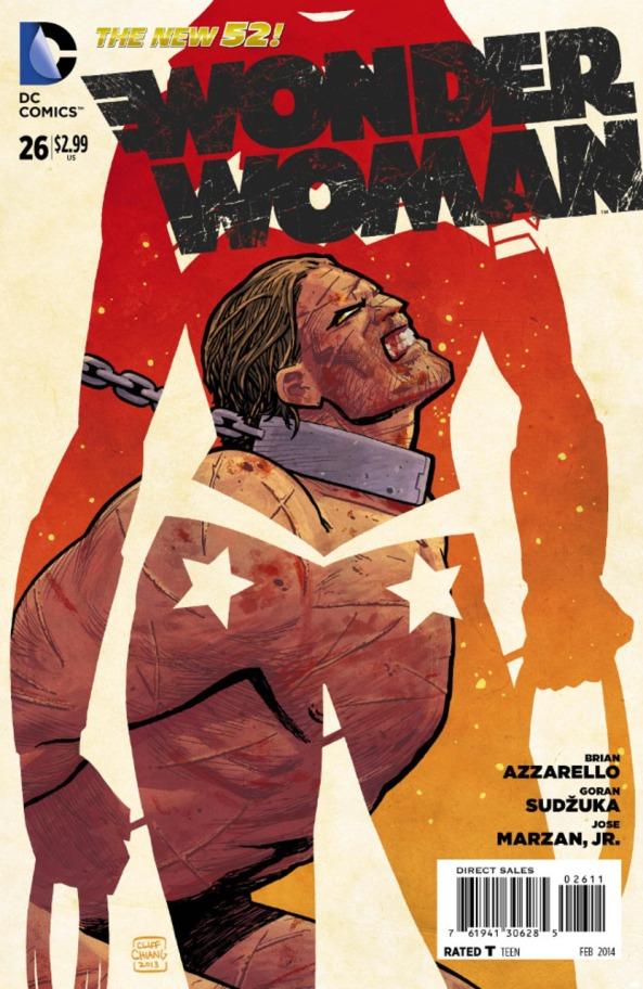 Wonder Woman 26