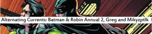 batman and robin annual 2