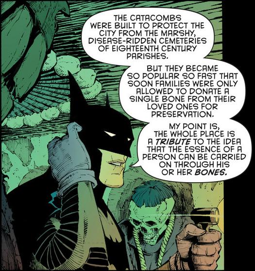 Holy relics, Batman!