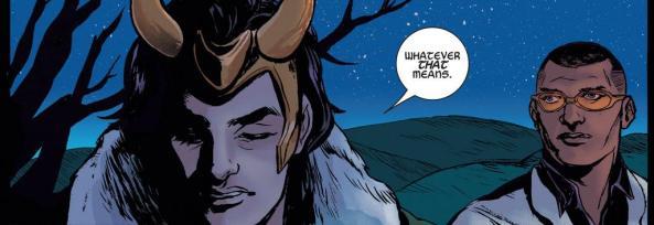 Loki is a story