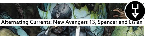 new avengers 13 INH