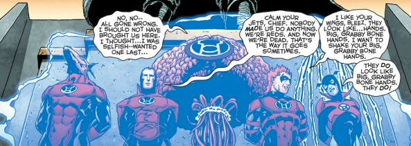 Red Lantern Truth Serum