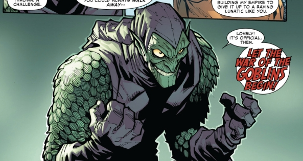 Say, remember when this guy was basically running the entire Marvel universe and somehow getting away with it?  Yeah