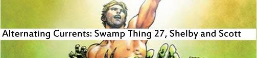 swamp thing 27