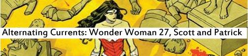 wonder woman 27