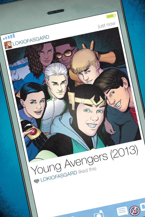 young avengers 4 evah