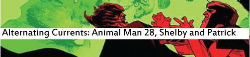 Animal man 28