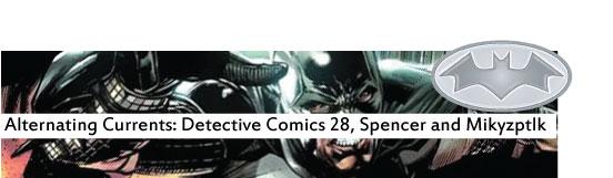 detective comics 28 goth