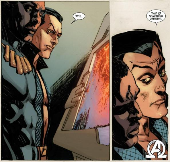 namor likes the great society