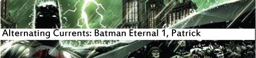 batman eternal 1